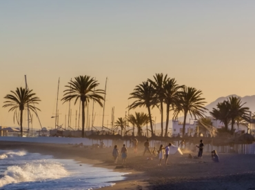 Family Trip: Costa Del Sol Holiday